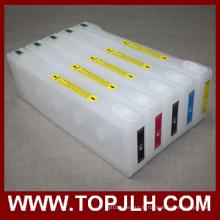 pour Epson 7700 9700 Cartouche Compatible Cartouche vide réutilisable