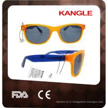 2015 Mode acétate lunettes de soleil de haute qualité personnalisé en acétate lunettes de soleil