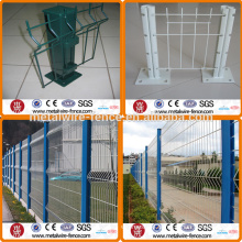 shengxin direct powder coated metal fence post