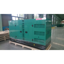50kw/63kVA Doosan Diesel Generator Set with Soundproof Canopy Enclosure