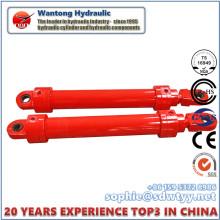 Cilindro hidráulico personalizado para el equipo