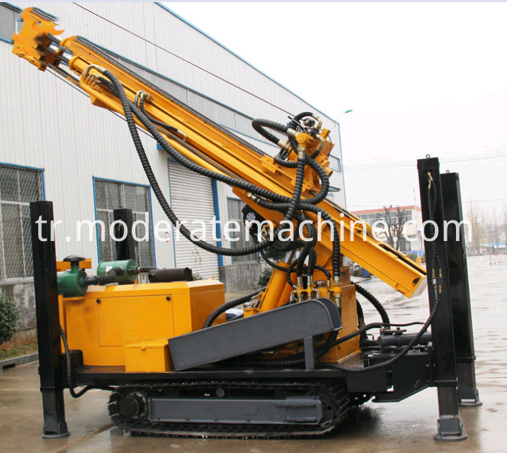 FY300 water well drilling rig 3
