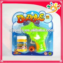 Cartoon Design Bubble Gun,Funny Friction Bubble Gun Toy,Flashing Bubble Gun For Kids With Bubble Water