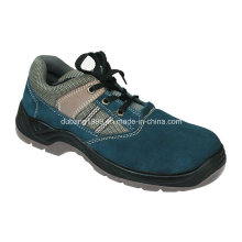 2015 Safety Shoes Low Cut Steel Toe and Midsole Plate