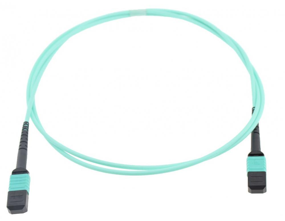 MTP-MTP Female 24 Fibers OM4 Trunk Cable
