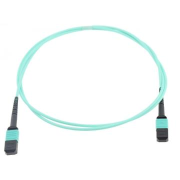 MTP-MTP Female 24 Fibras OM4 Trunk Cable