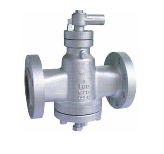 volle doorlaat Plug Valve