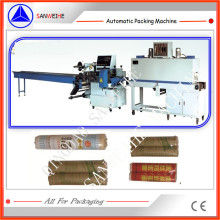 Swf-590+ Swd-2000 Long Pasta Automatic Shrink Packaging Machine