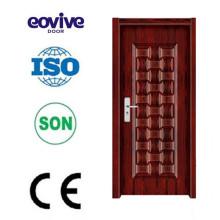 Projetos de porta de madeira moderno melamina folheado