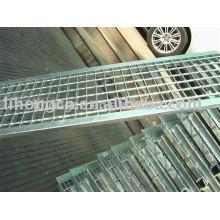 Cubierta de acero trinchera, cubierta de drenaje de acero, rejilla de acero trinchera, rejilla de drenaje de acero
