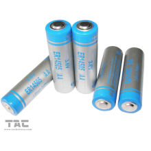 3.6v Aa Er14505/14500 Lisocl2 Battery With High Capacity For Ammeter, Gas Meter