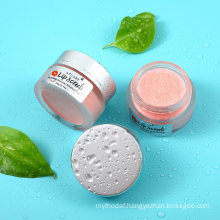 Lip Scrub Moisturizing Exfoliating Lipscrub Skin Care Strawberry Flavor Pink Body Face Lip Scrub