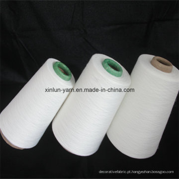 Melhor qualidade Tr Blended Yarn Polyester65 / Rayon35 para tricô