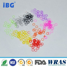 Glow in The Dark colored rubber silicone o ring