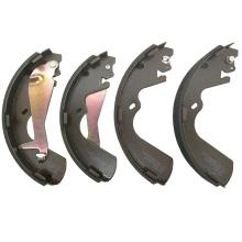 automotive parts brake system supplier brake shoes for MITSUBISHI