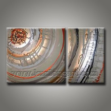100% Handmade Abstract Oil Painting Reproduction Wall Art