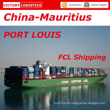 LCL Shipping From China to Port Louis (Shipping)