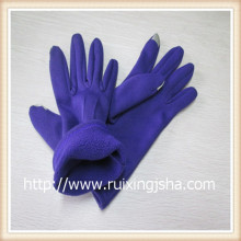 women's fleece touching screen gloves