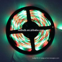 Bande pliante flexible OEM Bande LED imperméable à l'usure RVB