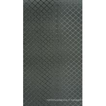 Tissu élastique élevé de diamant de Polyester Ripstop pour des sacs avec le PVC