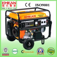 Generadores de gasolina de 5kw con CE. Soncap Em6500ae