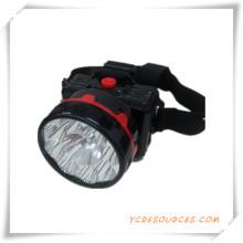 Lâmpada de cabeça LED recarregável para promoção (OS15005)