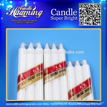 Manual blanco casero velas haciendo suministros