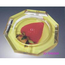 Kristall Aschenbecher, Kristall Raucher Set (JD-YG-001)