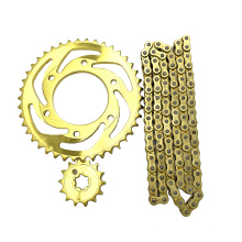 Motorcycle Transmission Chain And Sprocket Kits