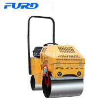 FYL-860 Ride-on Çift Tamburlu Mini Vibrasyonlu Silindir
