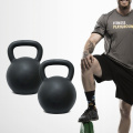 Pro-style Powder Coated Competition Kettlebell