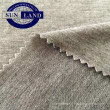 Jersey peigné 100% coton fini tissu antibactérien pour vêtements de sport