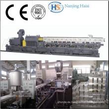 Carbon black masterbatch extrusion machine equipment