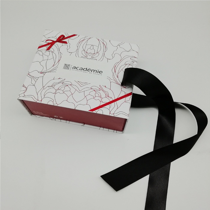Luxury Cardboard Collapsible Magnetic Closure Gift Box