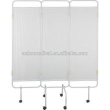 Рамка для картин три складных медицинского экрана палаты с колесиками