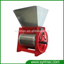 Machine d'épluchage de grain de café frais d'effet élevé / pulpeur de café