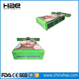 Automatic Multifunction Ink UV Flatbed Printer Machine
