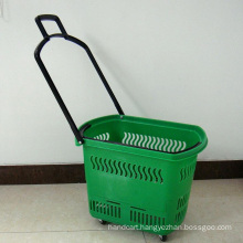 Shopping Baskets with Castors