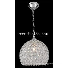 Round Crystal Ball Pendant Lighting /Crystal Pendant Lamp
