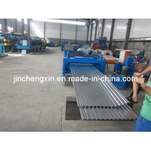 Corrugation Sheet Formmaschine