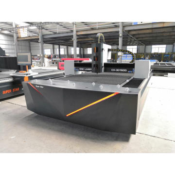 fiber Stainless Steel Carbon steel sheet cutting machine