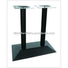 Mesa de restaurante de hierro forjado XT6976