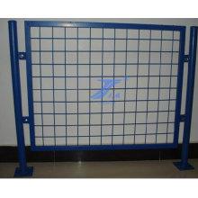 Venta caliente y buena calidad marco de seguridad de malla de alambre de cerca