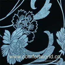 Decorative Flock Fabric For Sofa