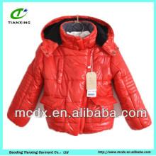brillante brillantes de los niños superventas de invierno chaquetas abajo