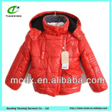 bright shiny best-selling children's winter down jackets