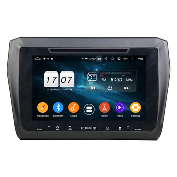 Double-Din-Touchscreen für Swift 2019