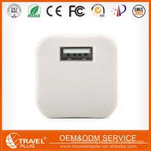 Smart universal 110v-250v min us charger plug for mobile T-20