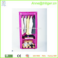 1 door Fabric Clothes Storage Organizer Portable Fabric Wardrobe Closet