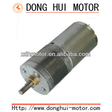 25mm high torque dc geared motor with encoder